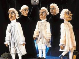 Marionete v muzeju