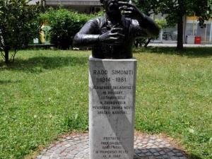 Doprsni kip v Novi Gorici