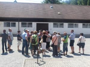 Izlet v Logatec in Vrhniko z okolico