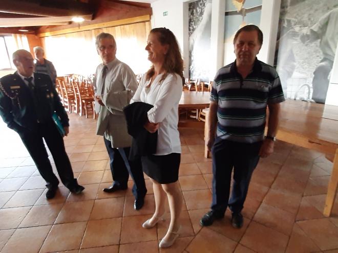 Volilni občni zbor OZVVS Brda