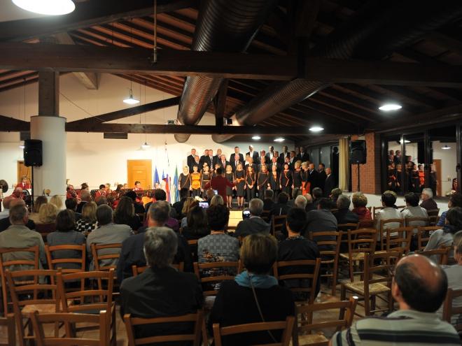 Dobrodelni koncert domoljubnih pesmi; Foto: Andrej Colja