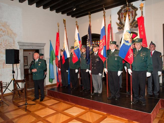 Pozdravni nagovor predsednika ZVVS generala Ladislava Lipiča